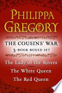 Philippa Gregory S The Cousins War 3 Book Boxed Set Book PDF