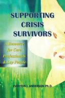 Pdf Supporting Crisis Survivors