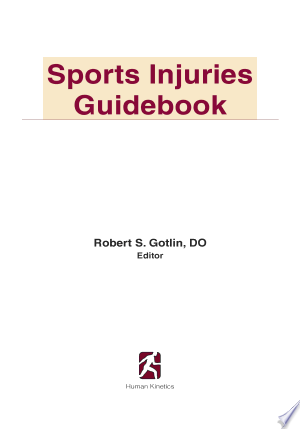 Free Download Sports Injuries Guidebook PDF - Writers Club