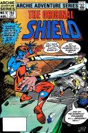 The Original Shield: Red Circle #3