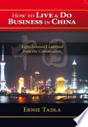 How to Live   Do Business in China Book
