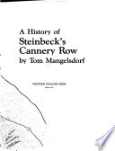 A History of Steinbeck's Cannery Row