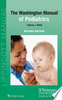 The Washington Manual Of Pediatrics Book PDF