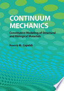 Continuum Mechanics Book