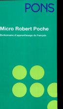 Micro-Robert poche