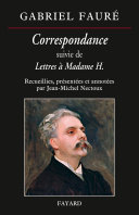Pdf Correspondance de Gabriel Fauré Telecharger