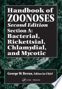 Handbook of Zoonoses  Second Edition  Section A