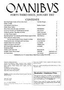 Omnibus Book