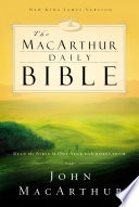 NKJV  The MacArthur Daily Bible  eBook