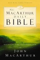 NKJV, The MacArthur Daily Bible, eBook Pdf/ePub eBook
