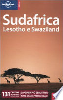 Guida Turistica Sudafrica, Lesotho e Swaziland Immagine Copertina