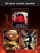 Pdf Hi-tech Action Thriller bundle: Three fast-paced YA reads - Shade's Children; POD; Living Hell