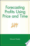 Forecasting Profits Using Price and Time