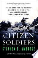 Citizen Soldiers Book