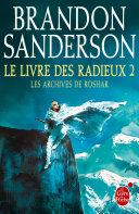 Pdf Le Livre des Radieux, Volume 2 (Les Archives de Roshar, Tome 2) Telecharger