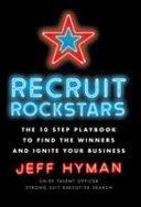 Recruit Rockstars Book