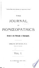 The Journal of Homoeopathics