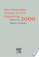 Non Destructive Testing in Civil Engineering 2000