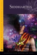 Siddhartha: Literary Touchstone Classic