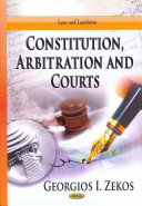 Constitution  Arbitration and Courts