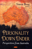 Personality Down Under Book PDF
