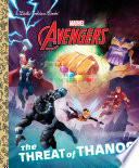 The Threat of Thanos  Marvel Avengers  Book PDF