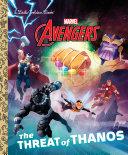 The Threat of Thanos (Marvel Avengers) Pdf/ePub eBook