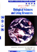 Aquatic Sciences And Fisheries Abstracts Book PDF
