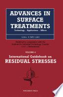 Residual Stresses Book