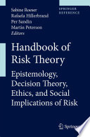 Handbook of Risk Theory Book