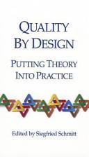Quality By Design Book PDF