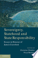 Sovereignty  Statehood and State Responsibility