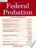 Federal Probation