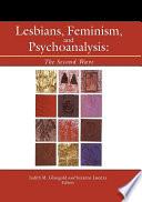 Lesbians Feminism And Psychoanalysis
