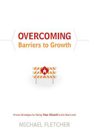 Overcoming Barriers to Growth