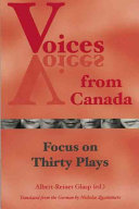 Voices from Canada