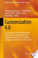 Customization 4 0