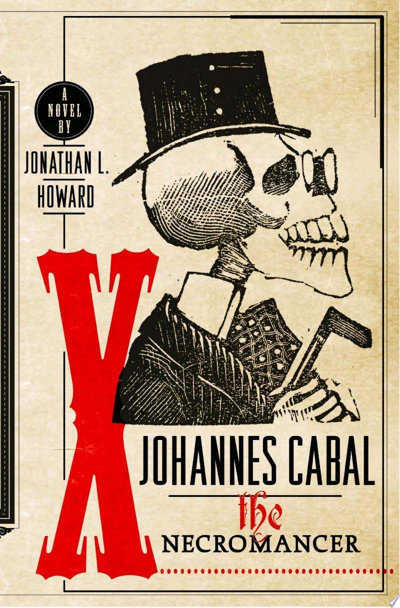 Johannes Cabal the Necromancer image