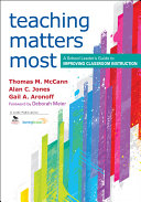 Teaching Matters Most