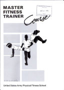 Master Fitness Trainer Course