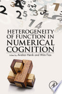 Heterogeneity of Function in Numerical Cognition