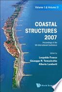 Coastal Structures 2007