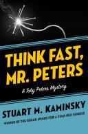 Pdf Think Fast, Mr. Peters