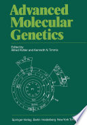 Advanced Molecular Genetics