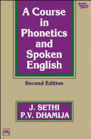 A COURSE IN PHONETICS AND SPOKEN ENGLISH