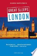 Sandra Gustafson's Great Sleeps London