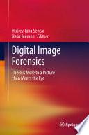 Digital Image Forensics Book