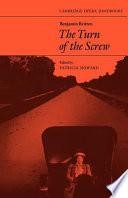 Benjamin Britten  The Turn of the Screw