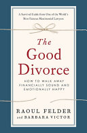 The Good Divorce Pdf/ePub eBook