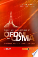 Theory and Applications of OFDM and CDMA